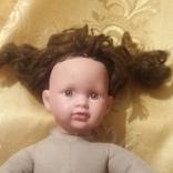 Паричковая кукла на шарнирах. photo 1