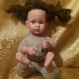 Паричковая кукла на шарнирах. photo 5