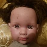 Паричковая кукла на шарнирах. photo 7