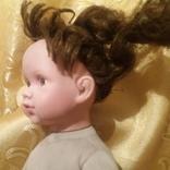Паричковая кукла на шарнирах. photo 9