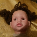 Паричковая кукла на шарнирах. photo 11