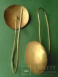 Подвесы. Золото. рубеж 2-1 тыс. до н.э.