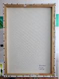 """""""Пионы"""", масляными красками, 70х50 см. Ю. Смаль, фото №12"""