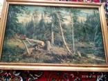 Репродукция Валка леса photo 1