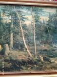 Репродукция Валка леса photo 3
