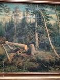 Репродукция Валка леса photo 4