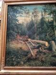 Репродукция Валка леса photo 5