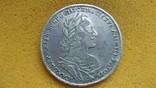 1 рубль 1723 года погрудный портрет I большая в монографии photo 1