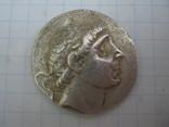 Тетрадрахма Антиох-1й. photo 1