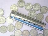 Шведские серебряные монеты, 26 шт. photo 1