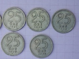 Шведские серебряные монеты, 26 шт. photo 7