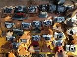 Фотоаппараты разные, мега лот