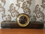 №0005 FM Sonneberg с боем и маятником каминные часы photo 1
