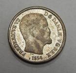 4 скиллинга, 1854 г Дания photo 2