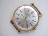 Часы Луч в позолоте AU20 photo 5