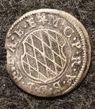 1/2 батцена 1632 Бавария (2 крейцера) photo 2