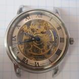 Часы Continent, автоподзавод, мех. ETA. Стопсекунда. Рабочие. photo 1