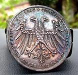 2 Гульдени 1848 р. Франкфурт конституція UNC photo 3