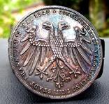 2 Гульдени 1848 р. Франкфурт конституція UNC photo 4