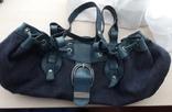 """Кожаная сумка от ТМ """"Trussardi"""", фото №3"""