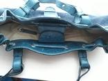 """Кожаная сумка от ТМ """"Trussardi"""", фото №6"""