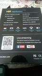 Экшн камера экен H9R 4k wifi photo 6