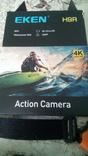 Экшн камера экен H9R 4k wifi photo 1