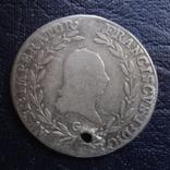20 крейцеров 1814  Австро-Венгрия серебро     (Я.7.4)~, фото №4