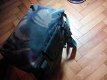Британская сумка для противогаза DPM, фото №7