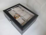 Шкатулка для хранения часов Craft 10PU фото 7