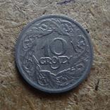 10 грош  1923  Польша  (П.10.10)~, фото №2