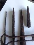 Клад инструмента КК (топор, плешня, зубило, серп, ножи, ножницы, заготовка, гвоздик) photo 8