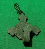 Наперсный крест для духовенства В память Крымской войны 1853-1856 гг., фото №6