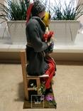 Интерьерно - коллекционная кукла ручной работы, фото №5