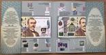 Презентаційна банкнота НБУ 2008 року. Пантелеймон Куліш., фото №2