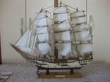 Парусник в коллекцию (44*48 см.), фото №2
