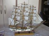 Парусник в коллекцию (44*48 см.), фото №3
