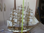 Парусник в коллекцию (44*48 см.), фото №4