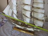 Парусник в коллекцию (44*48 см.), фото №5