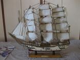 Парусник в коллекцию (44*48 см.), фото №10