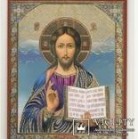 Икона Господь Иисус - Вседержитель., фото №2