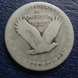 25 центов  США серебро     (U.5.6)~, фото №2