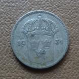 10 эре 1931 Швеция серебро (П.6.27), фото №2