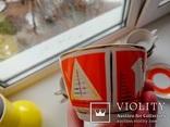Чайный сервиз на 6 персон. Полонное, 1960-1970-е, фото №6
