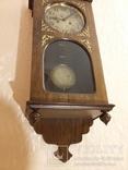 Настенные часы с четвертным боем, фото №5