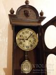 Настенные часы с четвертным боем, фото №6