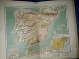 1903 Географический атлас Петри photo 6