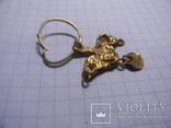 Скифская золотая подвеска, фото №6