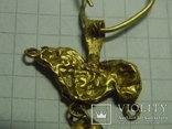 Скифская золотая подвеска, фото №10