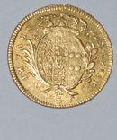 Шесть дукатов 1760. Фердинанд Четвертыйй
